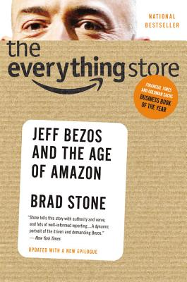 The Everything Store By Stone, Brad