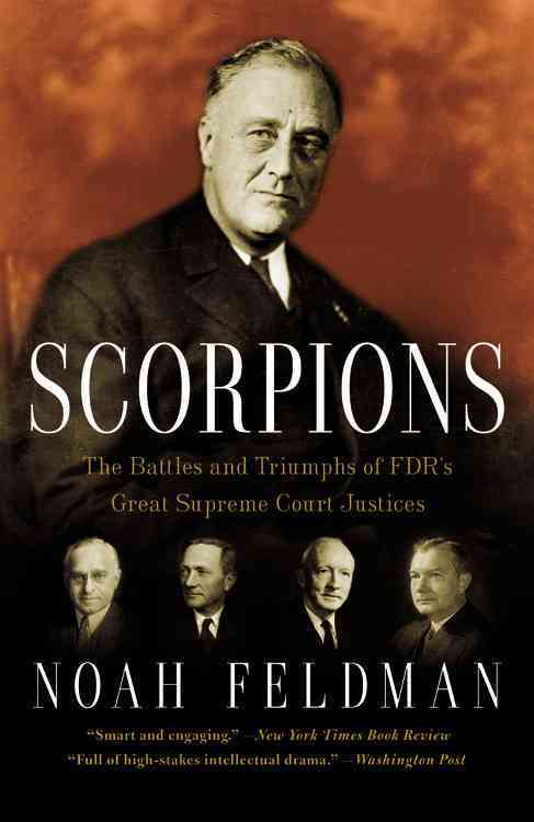 Scorpions By Feldman, Noah